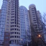 Монтаж арочного витража г.Липецк площадь Победы фото №2